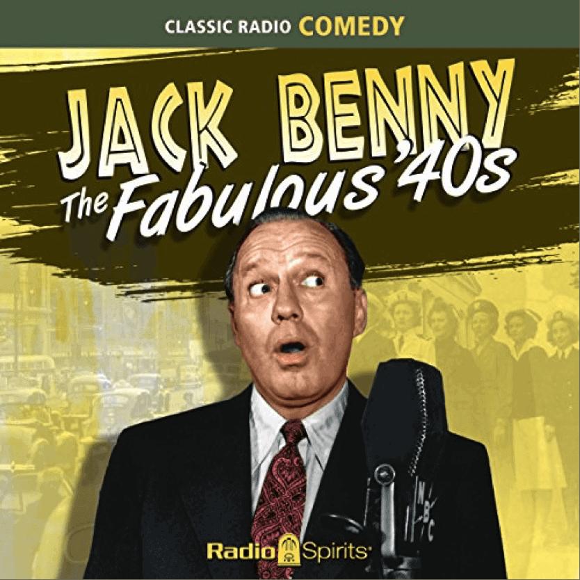 jack benny radio clean comedian 1940s