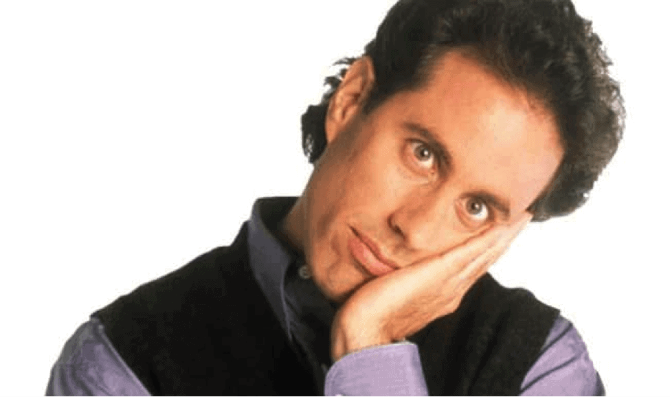jerry seinfeld clean standup comedian sitcom comedy