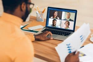 How to encourage participation in virtual meetings