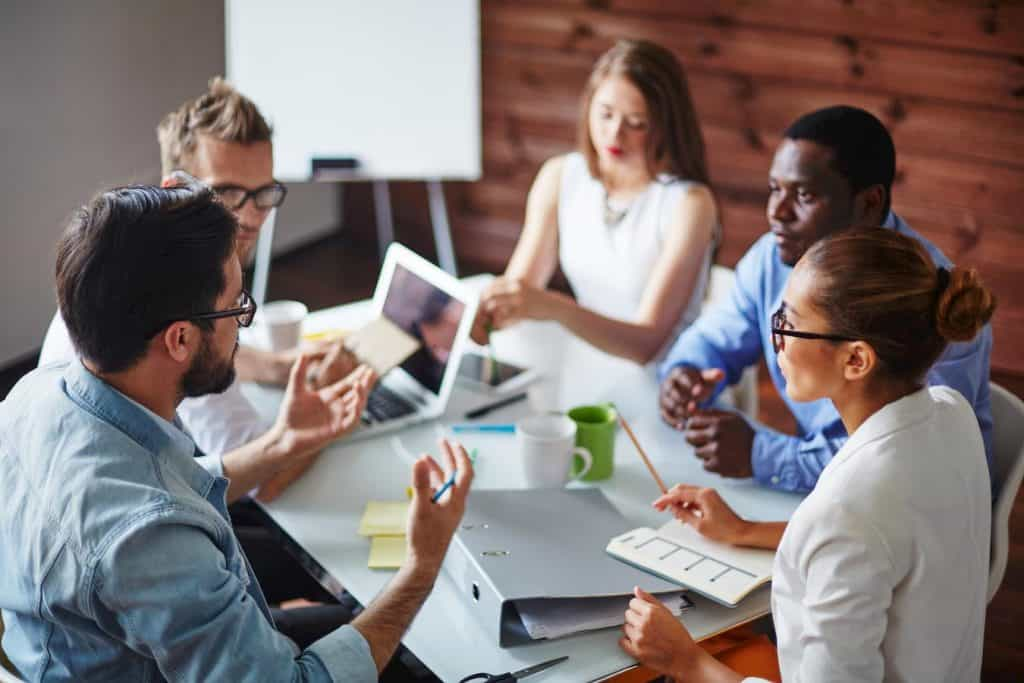 a remote meeting lacks certain physical communication cues