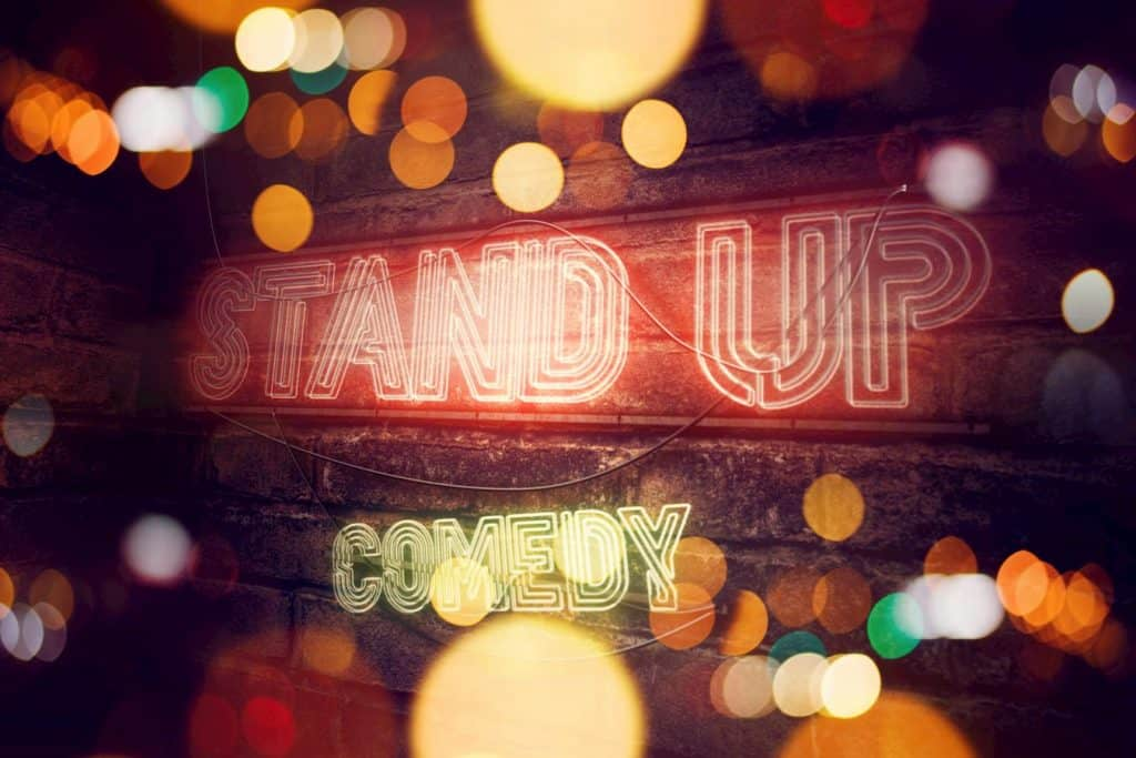 how to become a standup comedian