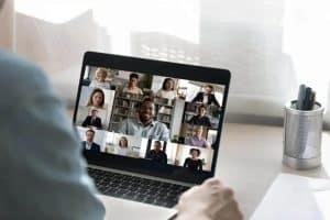 interactive virtual events