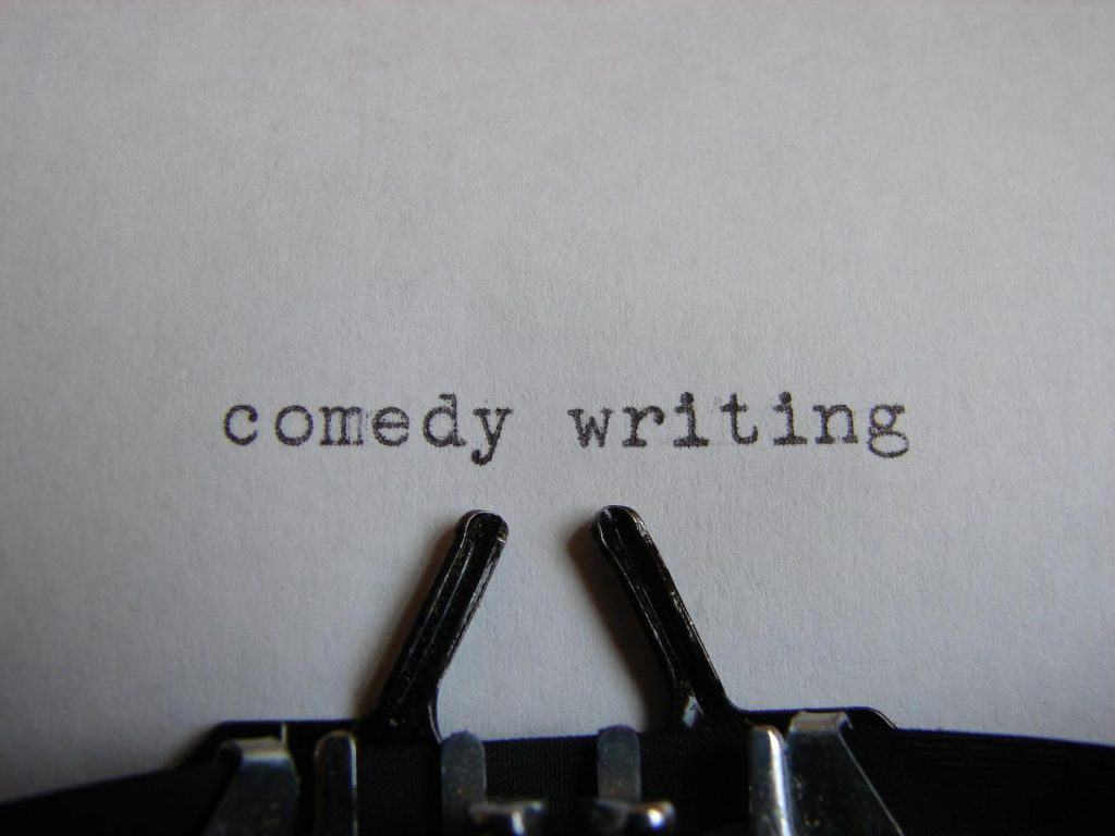 how to write stand up comedy