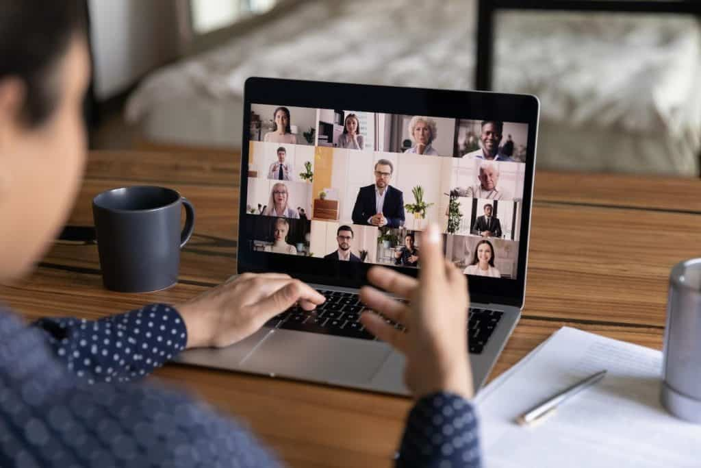how to make virtual meetings more fun