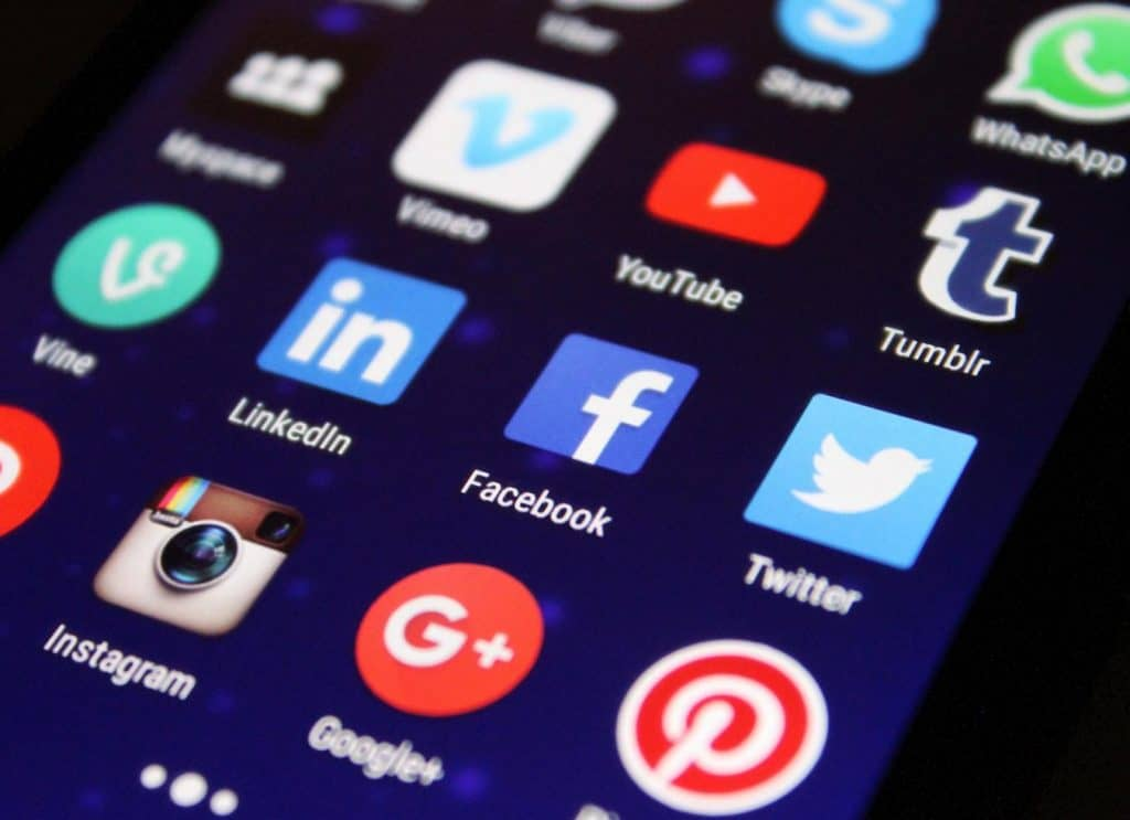 utilizing social media for planning corporate events is a great tool