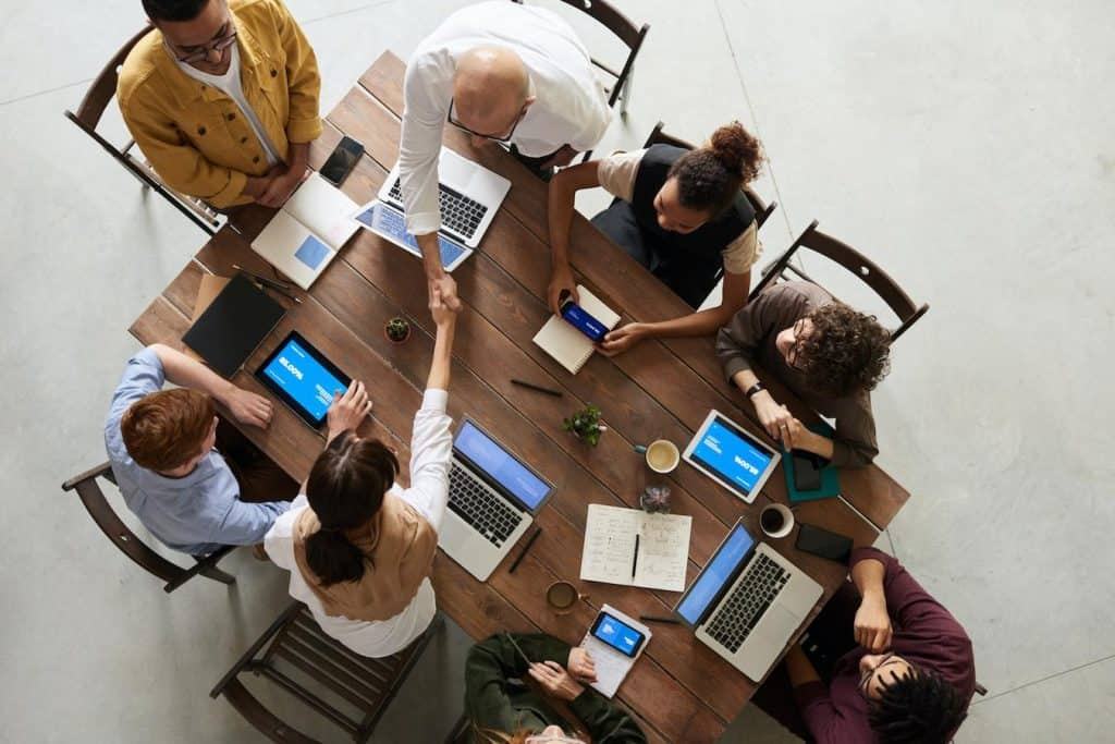Celebrate team wins in your meeting to boost morale