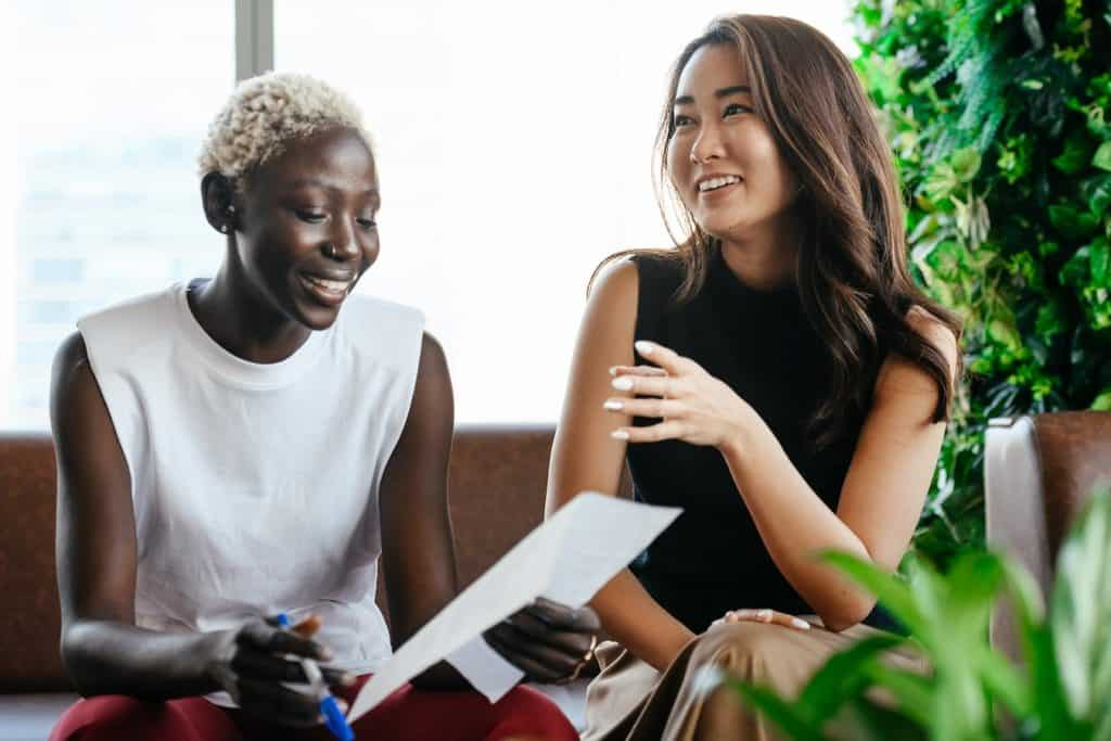 Create opportunities for career development to increase employee engagement