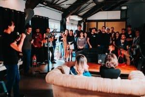 How to host a client appreciation event