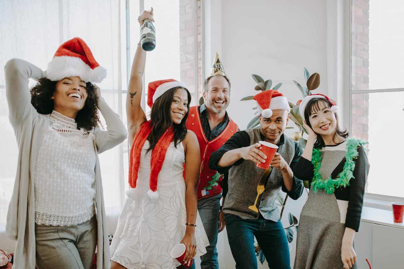 What to wear to a company holiday party