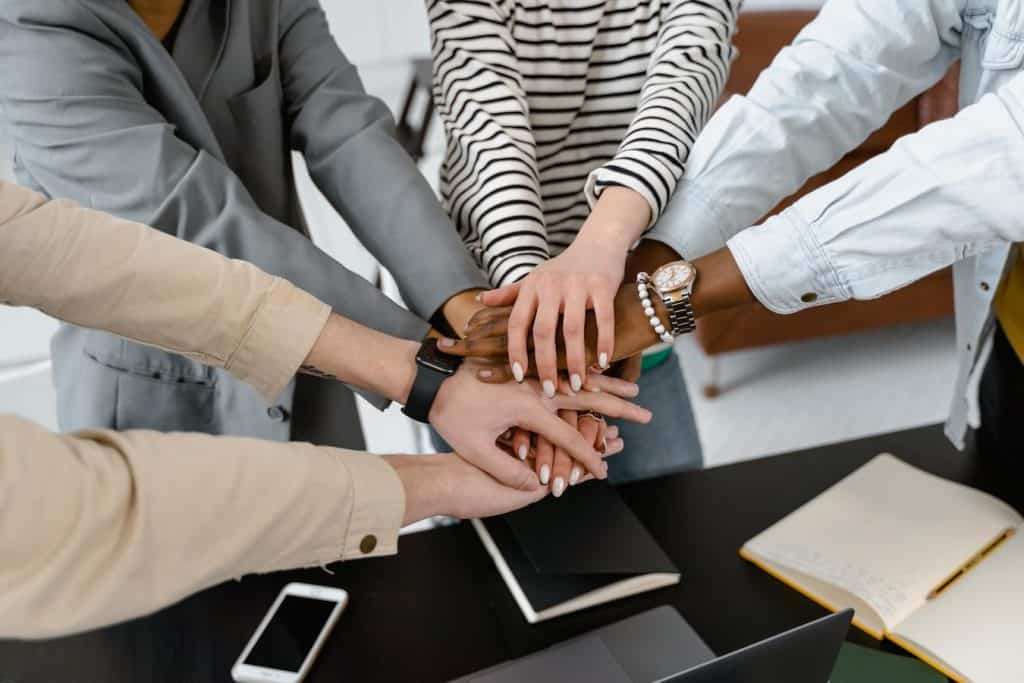 A positive culture in the company can be chalked up to good communication in the workplace