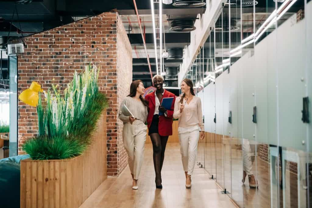 Company culture sets the tone for new workers and can be the foundation of trust for long time workers