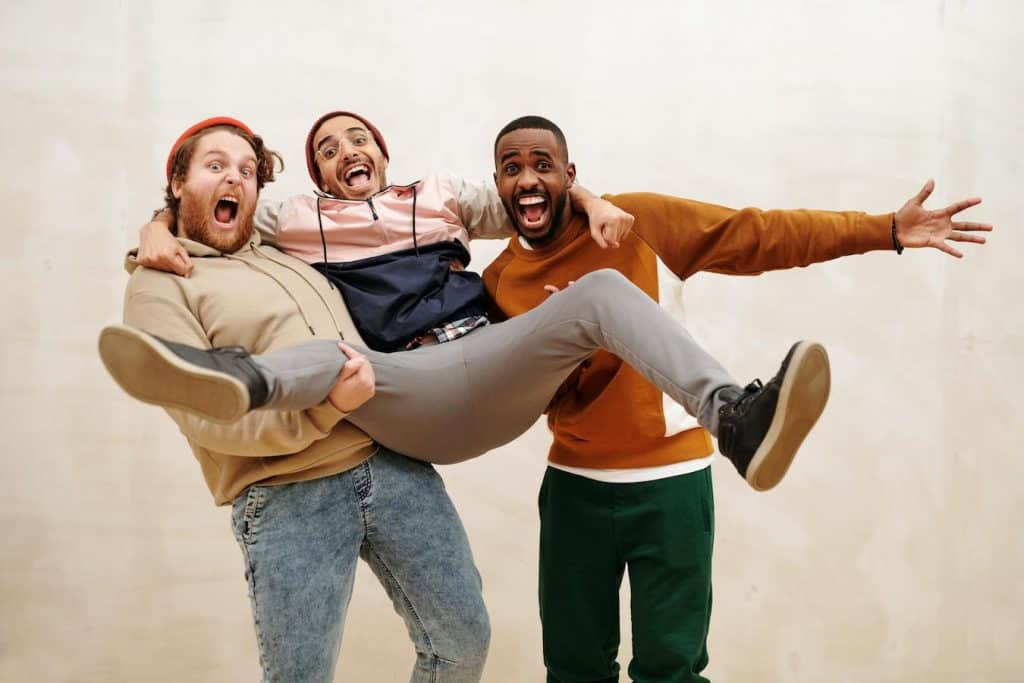 What are the social benefits of laughter