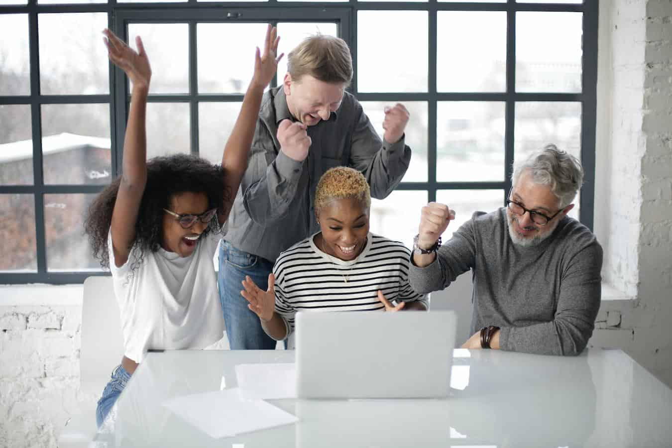Why celebrating success is important for team building